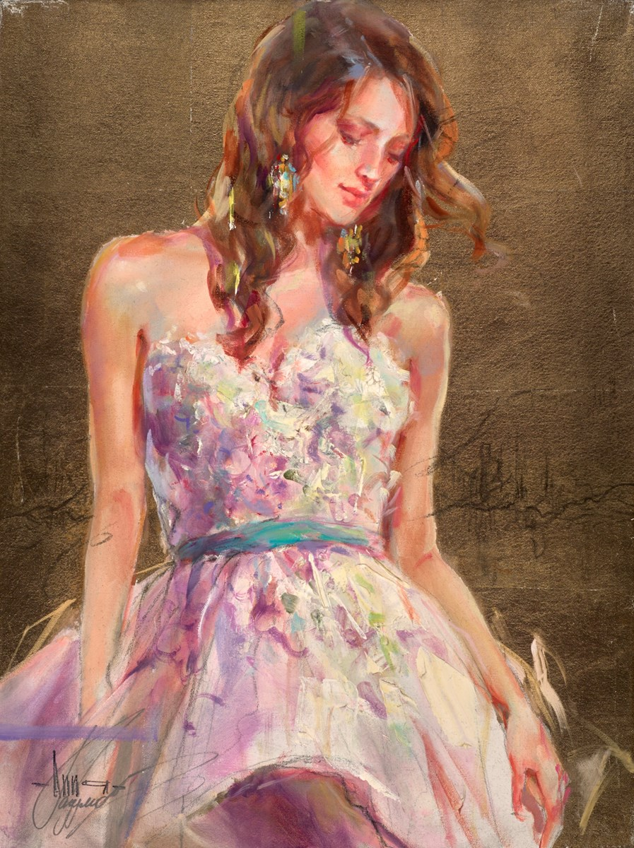 Charm of Spring by anna razumovskaya -  sized 18x24 inches. Available from Whitewall Galleries